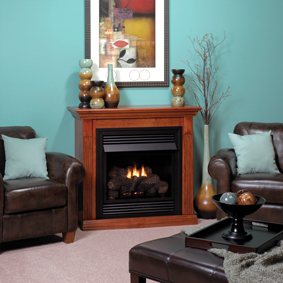 Vent-free fireplace for smaller spaces|Vent-free fireplace for smaller spaces|Vent-free fireplace for smaller spaces|Vent-free fireplace for smaller spaces|Vent-free fireplace for smaller spaces|Vail_32_Sass_StackedLiner|Vail32_CFLogs