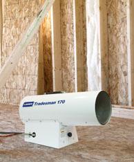Tradesman™ Portable Forced Air Gas Heater|Tradesman™ Portable Forced Air Gas Heater|Tradesman™ Portable Forced Air Gas Heater