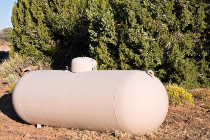 3 Tips On Hiding Your Propane Tank Keystone Propane