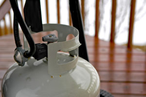 Grill Safety and Propane Tank Storage
