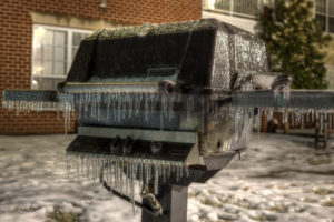 how to winterize your propane grill
