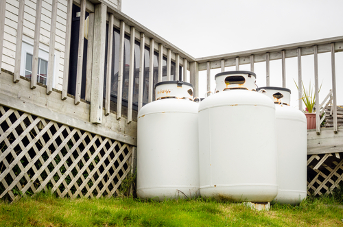 preparing your propane tank for summer
