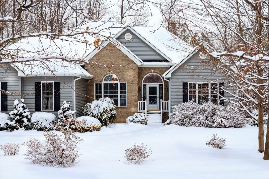 winterize your home on a budget